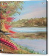 Rogue River Acrylic Print