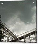 Roller Coaster 3 Acrylic Print
