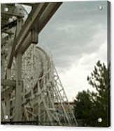 Roller Coaster 5 Acrylic Print