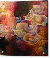 Roller Coaster Love Acrylic Print