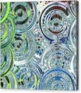 Rollerblade Acrylic Print