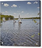 Rollesby Broad Acrylic Print