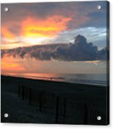 Rolling Clouds  Acrylic Print