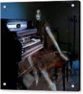 Rolling Hills Organ Acrylic Print