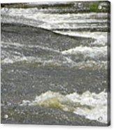 Rolling Rapids Acrylic Print