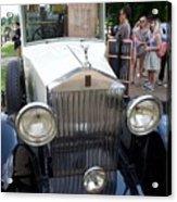 Rolls Royce Ice Cream Car  Acrylic Print