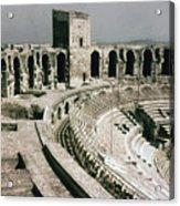 Roman Amphitheatre, Arles Acrylic Print