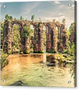Roman Aqeduct I Acrylic Print