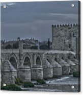 Roman Bridge In Cordoba II Acrylic Print