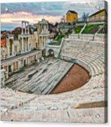 Roman Coliseum Plovdiv Acrylic Print