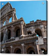 The Colosseum Of Rome Acrylic Print