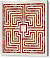 Roman - Earth Acrylic Print