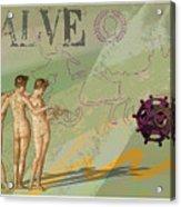 Roman Holiday II Acrylic Print
