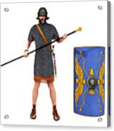 Roman Marine Optio 1st Cen Ad Acrylic Print