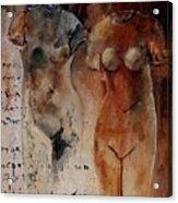 Roman Nudes 45 Acrylic Print