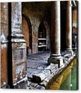 Roman Pillars  Acrylic Print