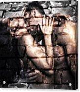 Romance In Rome Acrylic Print