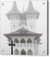 Romanian Church Acrylic Print