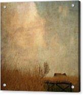 Romantic House Acrylic Print
