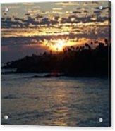 Romantic Laguna Acrylic Print