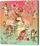 Romantic Acrylic Print