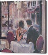 Romantic Meeting 2 Acrylic Print