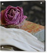 Romantic Memories Acrylic Print