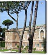 Rome Museum Acrylic Print