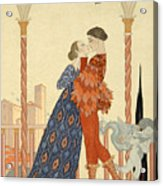 Romeo And Juliette Acrylic Print