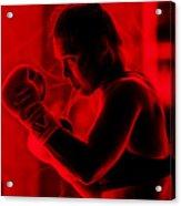 Ronda Jean Rousey Mma Acrylic Print