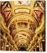roof Paintings Acrylic Print