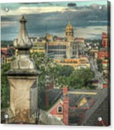 Rooftop View Acrylic Print