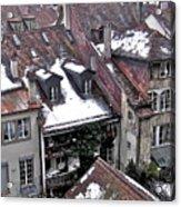 Rooftops Of Berne II Acrylic Print