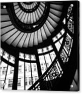 Rookery Stairwell Acrylic Print