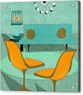 Room For Conversation Acrylic Print