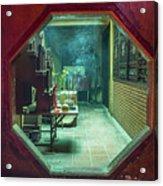 Room Within Acrylic Print
