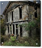 Rooms To Let Acrylic Print