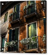 Rooms With A View Acrylic Print