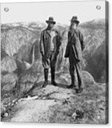 Roosevelt & Muir Acrylic Print