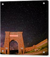 Roosevelt Arch Acrylic Print