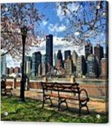 Roosevelt Island Acrylic Print