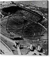 Vintage - Roosevelt Stadium Acrylic Print