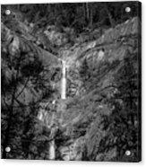 Root Creek Falls Acrylic Print