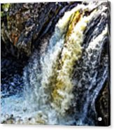 Rootbeer Falls Acrylic Print