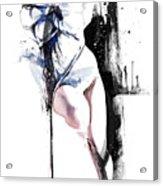 Rope Play Acrylic Print