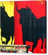 Roquettas 47 Acrylic Print