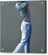 Rory Mcilroy Ddc 2015 Acrylic Print