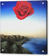 Rosamund Acrylic Print