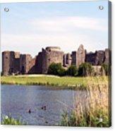 Roscommon Castle Ireland Acrylic Print