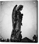 Roscommonn Angel No 4 Acrylic Print